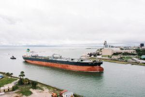 Oil Tanker - Corpus Christi