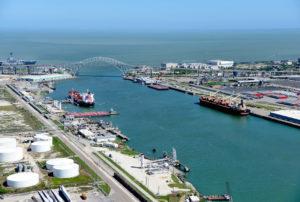 Port Corpus Christi - Corpus Christi Ship Channel