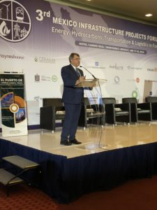 Charles Zahn - Mexico Infrastructure Projects Forum