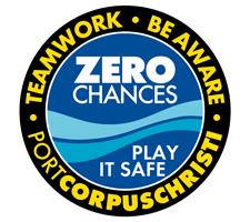 Port Corpus Christi Safety Logo